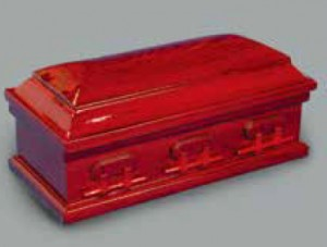美式環保棺木